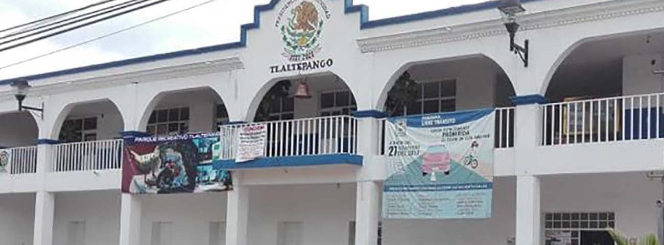 Preparativos del Grito de Independencia en Tlaltepango
