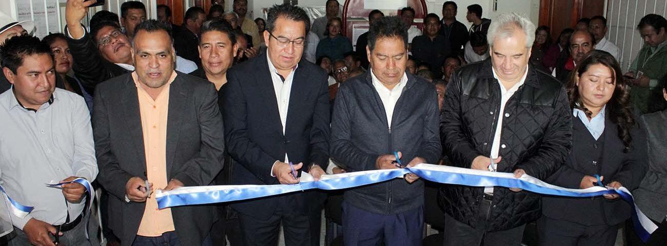 Inaugura Secte Módulo Para Tramitar Licencias De Conducir En